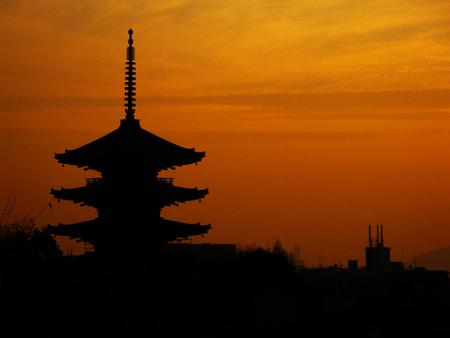 高台寺公園からの夕焼け.jpg